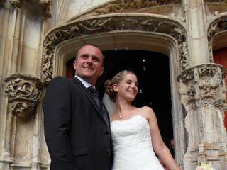 Le mariage de Justine et Romuald