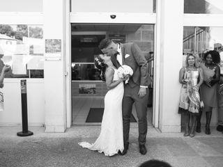 Le mariage de Amelie et Johan