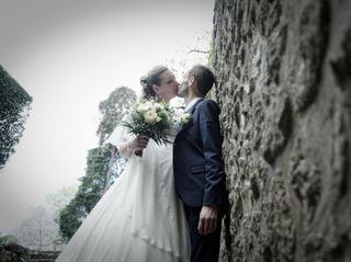 Le mariage de Steffy et Judicael