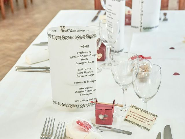 Le mariage de Julien et Jessica à Coulaines, Sarthe 10
