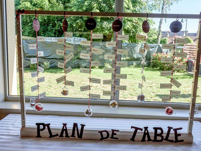 Le mariage de Julien et Jessica à Coulaines, Sarthe 12