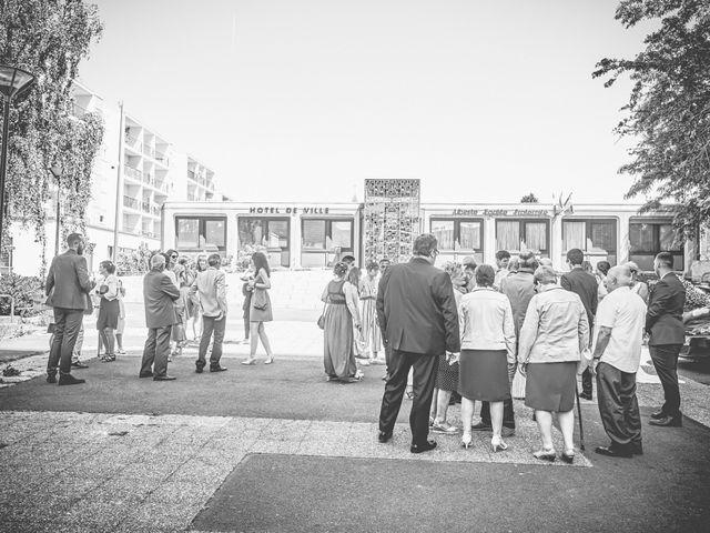 Le mariage de Julien et Jessica à Coulaines, Sarthe 19