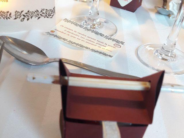 Le mariage de Julien et Jessica à Coulaines, Sarthe 20