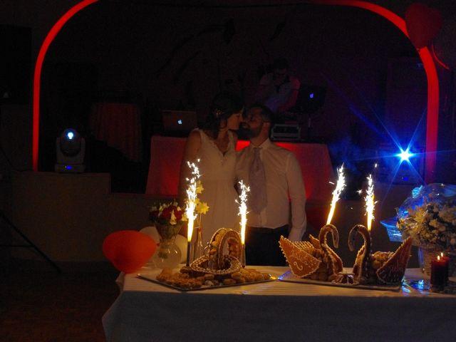 Le mariage de Julien et Jessica à Coulaines, Sarthe 29