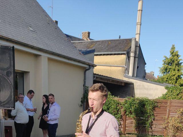 Le mariage de Julien et Jessica à Coulaines, Sarthe 38