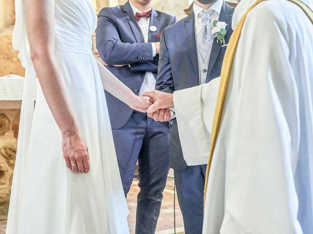 Le mariage de Julien et Jessica à Coulaines, Sarthe 70