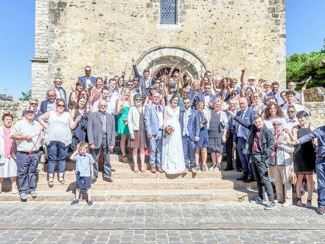 Le mariage de Julien et Jessica à Coulaines, Sarthe 71