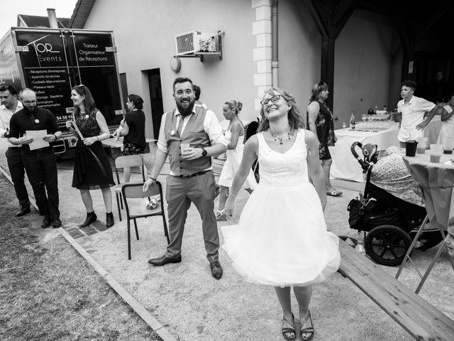 Le mariage de Romain et Manon à Tournus, Saône et Loire 1