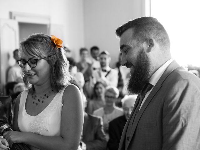Le mariage de Romain et Manon à Tournus, Saône et Loire 4