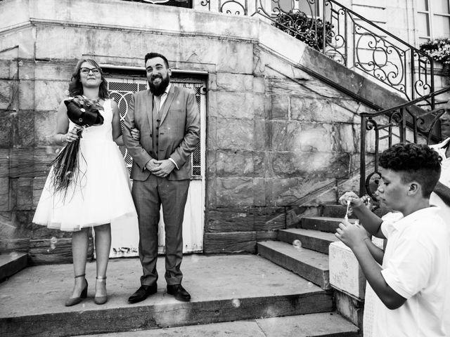 Le mariage de Romain et Manon à Tournus, Saône et Loire 5