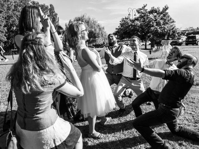 Le mariage de Romain et Manon à Tournus, Saône et Loire 7