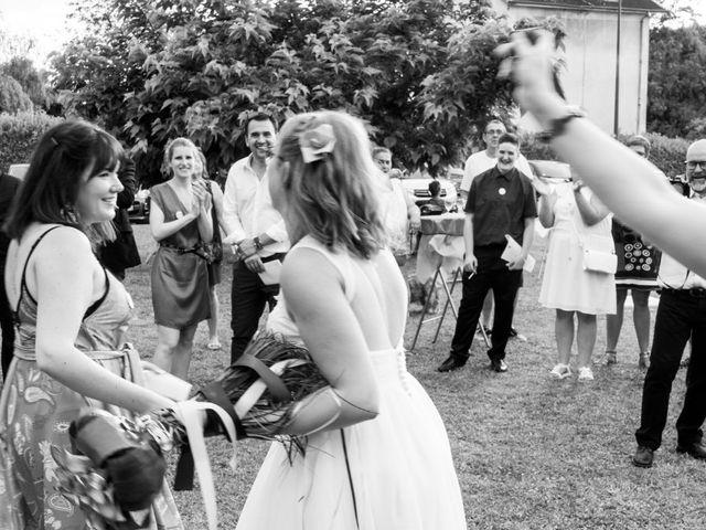 Le mariage de Romain et Manon à Tournus, Saône et Loire 8