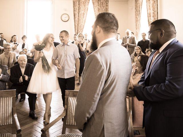 Le mariage de Romain et Manon à Tournus, Saône et Loire 11