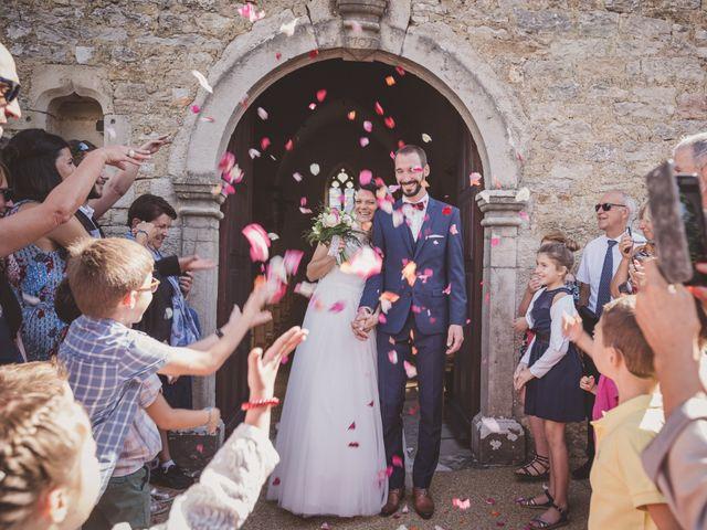 Le mariage de Stéphane et Adeline à Lons-le-Saunier, Jura 1