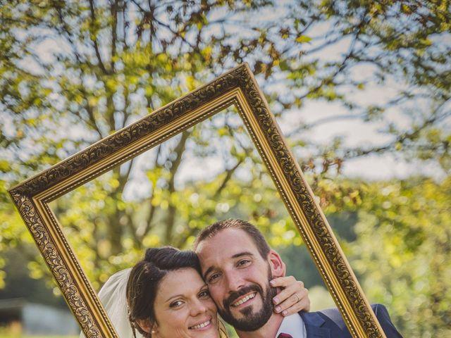 Le mariage de Stéphane et Adeline à Lons-le-Saunier, Jura 8