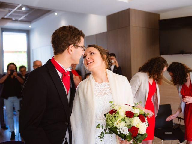 Le mariage de François et Manon à Marcilly-d'Azergues, Rhône 8