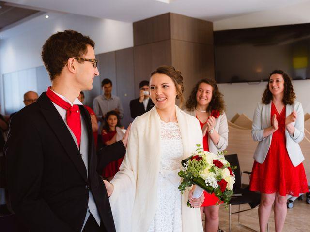 Le mariage de François et Manon à Marcilly-d'Azergues, Rhône 9