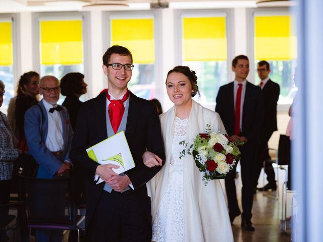 Le mariage de François et Manon à Marcilly-d'Azergues, Rhône 10
