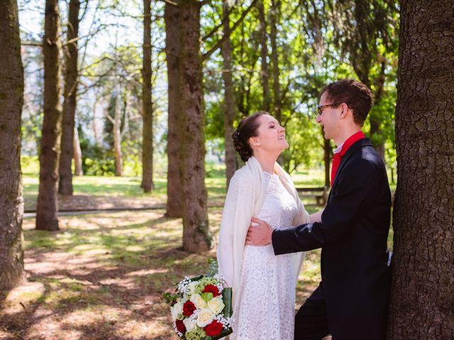 Le mariage de François et Manon à Marcilly-d'Azergues, Rhône 14