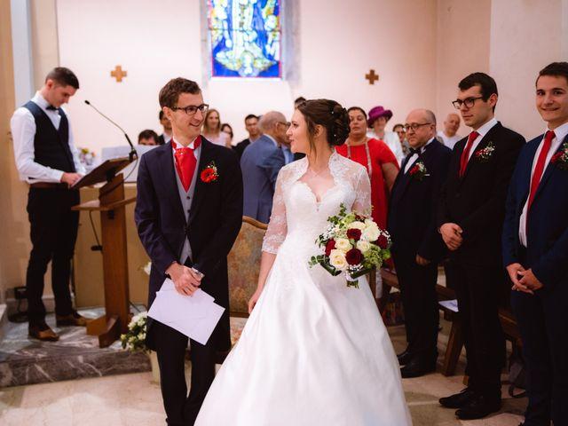 Le mariage de François et Manon à Marcilly-d'Azergues, Rhône 20