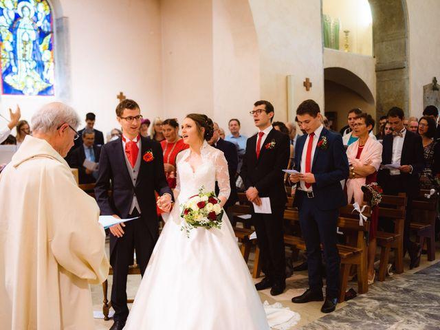 Le mariage de François et Manon à Marcilly-d'Azergues, Rhône 22