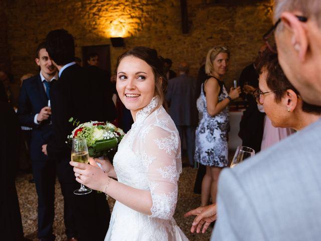 Le mariage de François et Manon à Marcilly-d'Azergues, Rhône 45