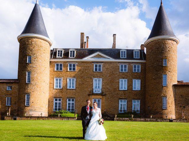 Le mariage de François et Manon à Marcilly-d'Azergues, Rhône 49