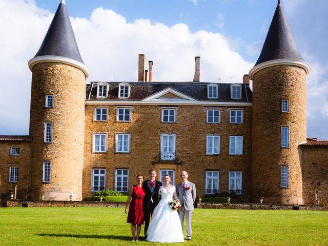 Le mariage de François et Manon à Marcilly-d'Azergues, Rhône 50