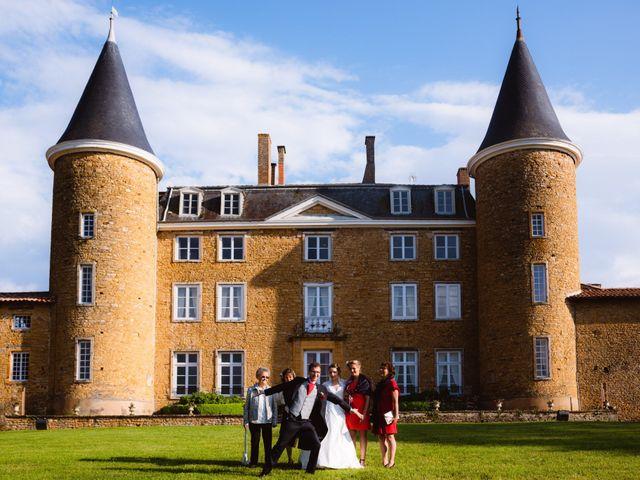 Le mariage de François et Manon à Marcilly-d'Azergues, Rhône 51