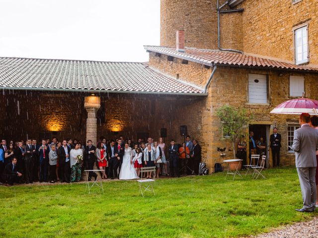 Le mariage de François et Manon à Marcilly-d'Azergues, Rhône 54