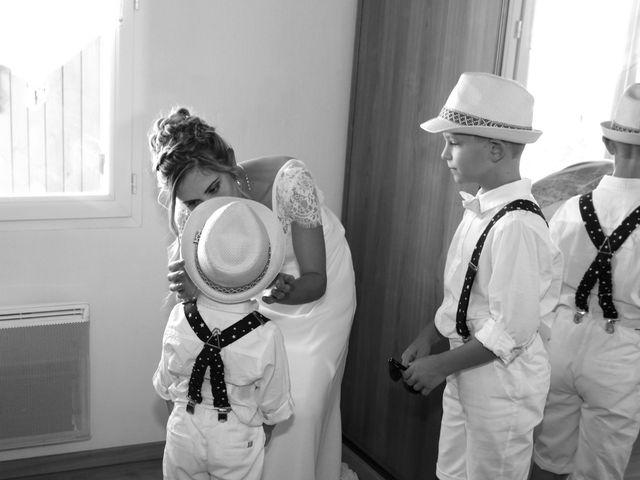 Le mariage de Vincent et Sabrina à Sainte-Bazeille, Lot-et-Garonne 42