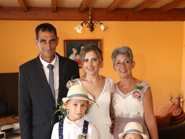 Le mariage de Vincent et Sabrina à Sainte-Bazeille, Lot-et-Garonne 46