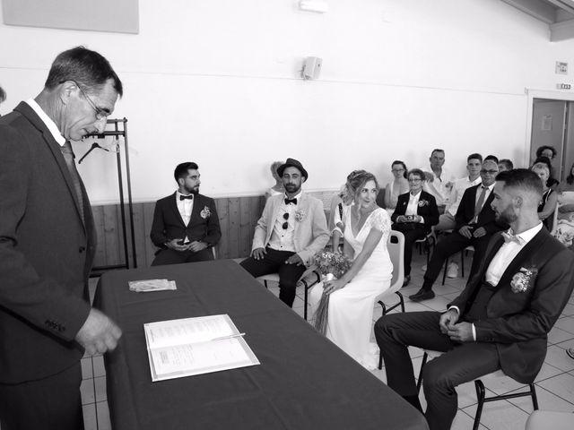 Le mariage de Vincent et Sabrina à Sainte-Bazeille, Lot-et-Garonne 53