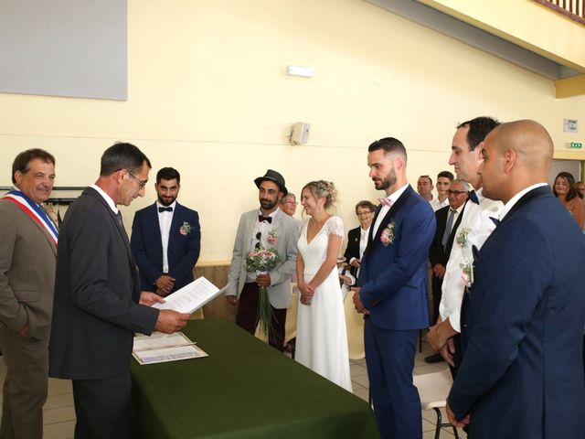 Le mariage de Vincent et Sabrina à Sainte-Bazeille, Lot-et-Garonne 58