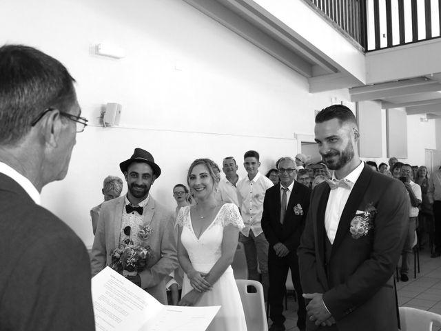 Le mariage de Vincent et Sabrina à Sainte-Bazeille, Lot-et-Garonne 59