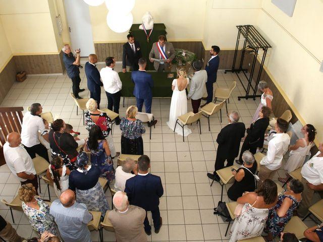 Le mariage de Vincent et Sabrina à Sainte-Bazeille, Lot-et-Garonne 61