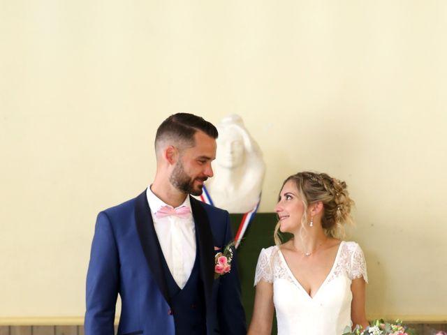 Le mariage de Vincent et Sabrina à Sainte-Bazeille, Lot-et-Garonne 64
