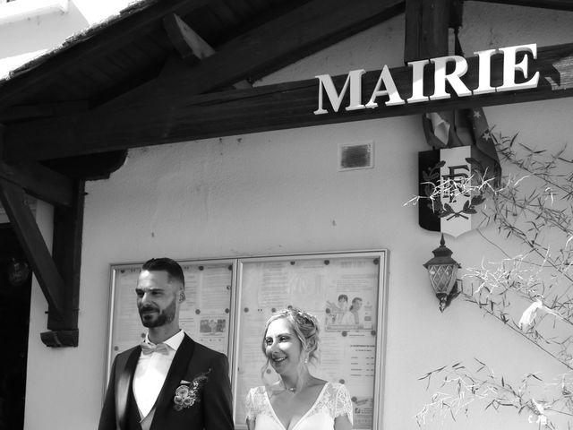 Le mariage de Vincent et Sabrina à Sainte-Bazeille, Lot-et-Garonne 66