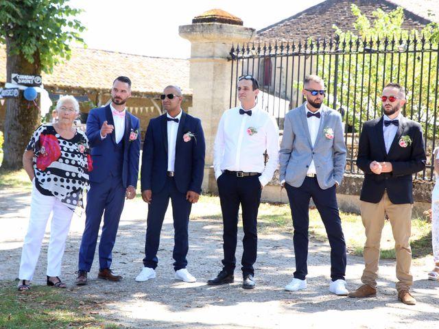 Le mariage de Vincent et Sabrina à Sainte-Bazeille, Lot-et-Garonne 72
