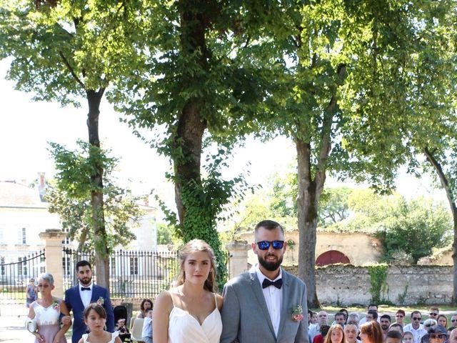 Le mariage de Vincent et Sabrina à Sainte-Bazeille, Lot-et-Garonne 82
