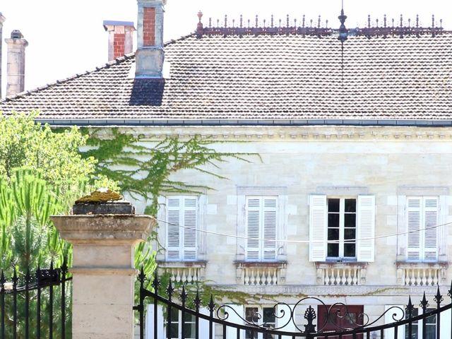 Le mariage de Vincent et Sabrina à Sainte-Bazeille, Lot-et-Garonne 86