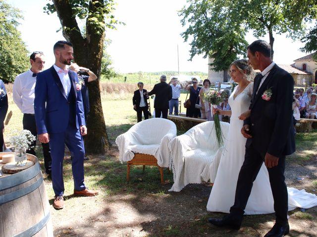 Le mariage de Vincent et Sabrina à Sainte-Bazeille, Lot-et-Garonne 89
