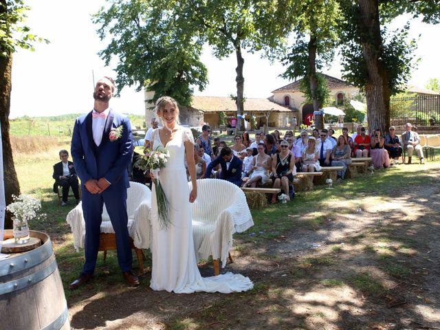 Le mariage de Vincent et Sabrina à Sainte-Bazeille, Lot-et-Garonne 91