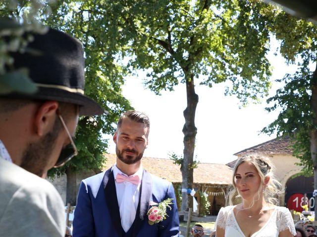 Le mariage de Vincent et Sabrina à Sainte-Bazeille, Lot-et-Garonne 92