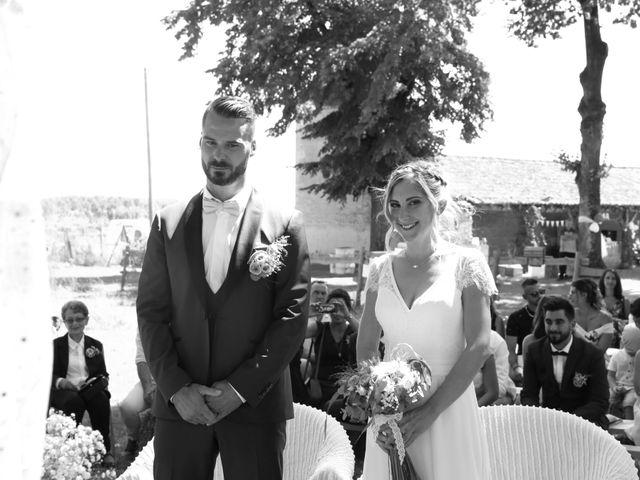 Le mariage de Vincent et Sabrina à Sainte-Bazeille, Lot-et-Garonne 93