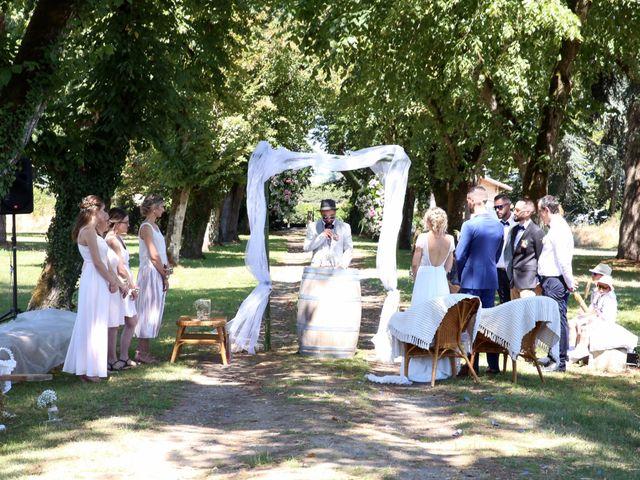 Le mariage de Vincent et Sabrina à Sainte-Bazeille, Lot-et-Garonne 95