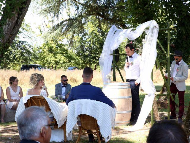 Le mariage de Vincent et Sabrina à Sainte-Bazeille, Lot-et-Garonne 96