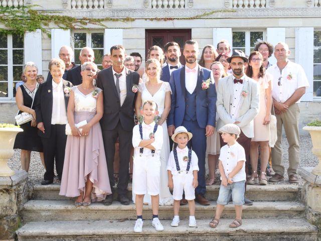 Le mariage de Vincent et Sabrina à Sainte-Bazeille, Lot-et-Garonne 127