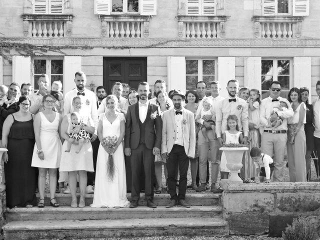 Le mariage de Vincent et Sabrina à Sainte-Bazeille, Lot-et-Garonne 128