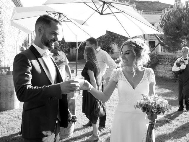 Le mariage de Vincent et Sabrina à Sainte-Bazeille, Lot-et-Garonne 155